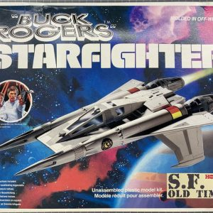 Buck Rogers – Starfighter Marauder Model Kit