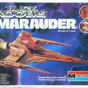 Buck Rogers – Draconian Marauder Model Kit