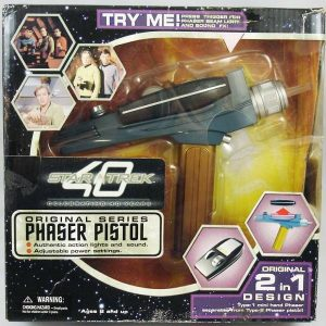 Star Trek Phaser Pistol – Art Azylum