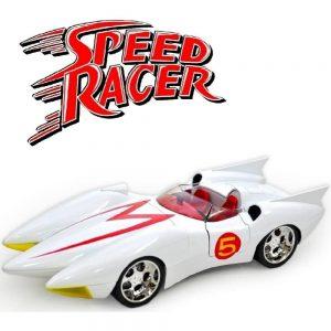 Speed Racer Mach-5 Die Cast Model