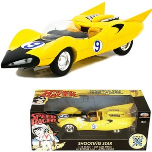 Speed Racer Shooting Star Die Cast Model