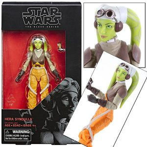 Star Wars Hera Syndulla Black Series Hasbro