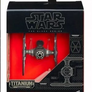 Star Wars First Order Tie Fighter Die Cast Hasbro