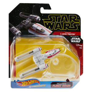 Star Wars Resistance Y-Wing Die Cast