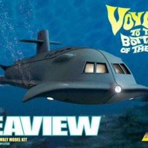 Seaview 1/128 Model Kit