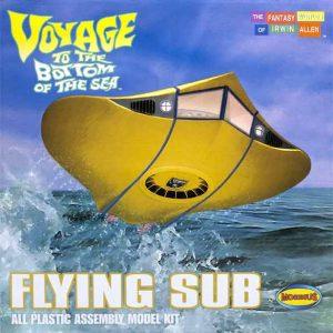 Flying Sub 1/32 Model Kit