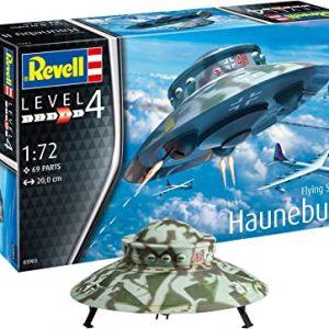 Haunebu Model Kit 1/72 Revell