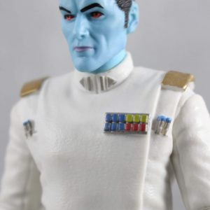 Star Wars Admiral Trawn Black Series Hasbro