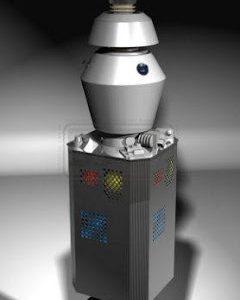 Star Trek NOMAD 1/6 model kit