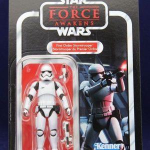 Star Wars First Order Stormtrooper Action Figure Vintage Hasbro