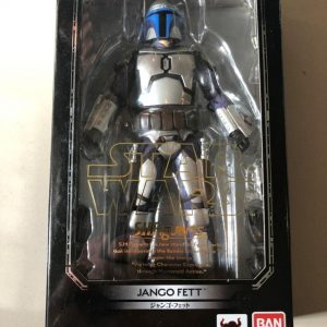 Star Wars Jango Fett Action Figure Bandai