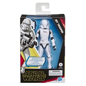 Star Wars First Order Jet Trooper Action Figure Hasbro