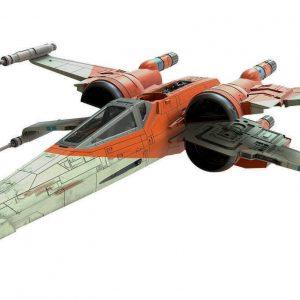 Star Wars Poe Dameron T-70 X-Wing Fighter Hasbro