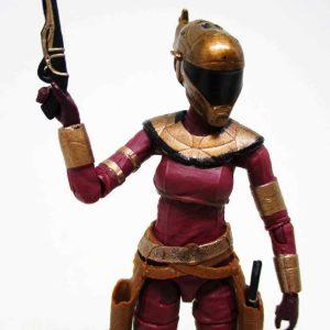 Star Wars Zorii Bliss Action Figure Vintage Hasbro
