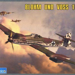 Blohm Und Voss Bv-155 1/72 Special Hobby