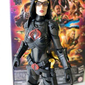 G.I. Joe – Classified – Baronesa and Cobra COIL Hasbro