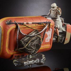 Star Wars Rey's Speeder Black Series Hasbro