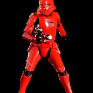 Star Wars Sith Jet Trooper Black Series 6 Hasbro