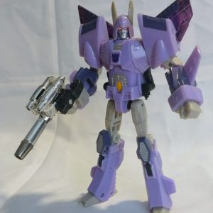 Transformers G-1 Cyclonus Henkai Takara