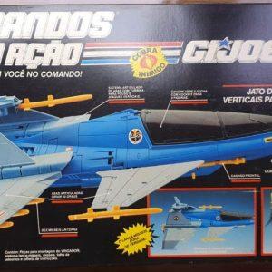 G.I. Joe – Comandos em Ação – Cobra Hurricane Jet