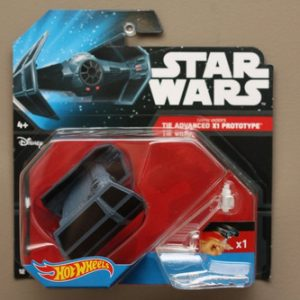 Star Wars Darth Vader's Tie Fighter Die Cast