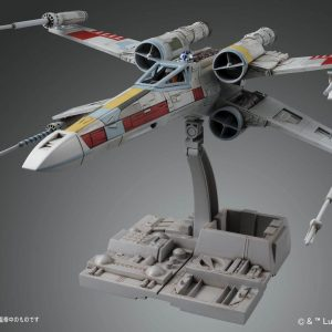 Star Wars X-Wing Fighter 1/72 Kit BANDAI