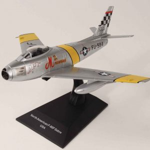 F-86 Sabre Die Cast Model 1/72