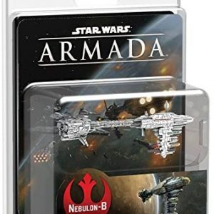 Star Wars ARMADA Nebulon-B Fragata