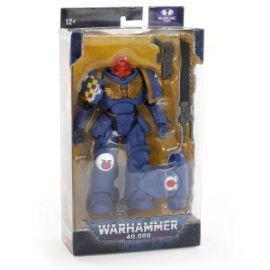 Warhammer 40K Ultramarine Primaris Action Figure