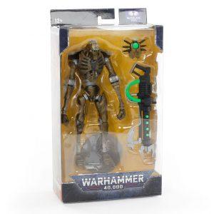 Warhammer 40K Necron Warrior Action Figure