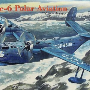 Be-6 Polar Aviation 1/144 Amodel