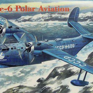 Be-6 Polar Aviation 1/144 Amodel