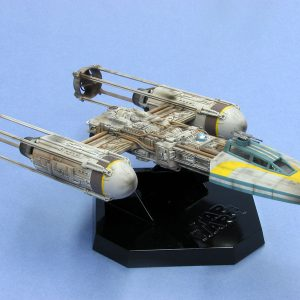 Y-Wing Fighter Model Kit Fine Molds