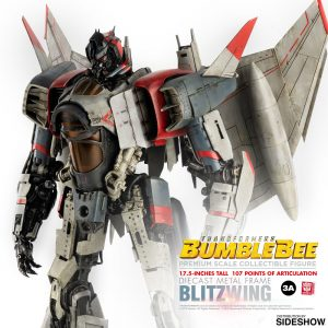Transformers Blitzwing Masterpiece Action Figure Sideshow