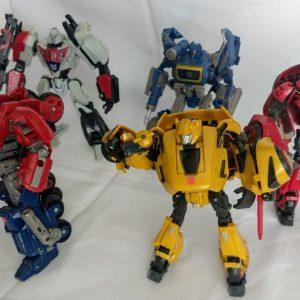 Transformers War for Cybertron – SET