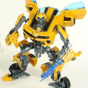Transformers HFTD – Bumblebee Battle Blade