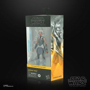 Star Wars Ashoka Tano Black Series 6 Hasbro