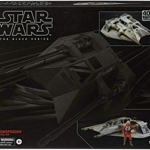 Star Wars Snowspeeder Black Series 6″ Hasbro