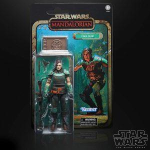 Star Wars Cara Dune Credit Col. Black Series 6 Hasbro