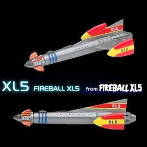 Fireball XL-5 Konami