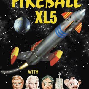 GERRY ANDERSON – FIREBALL XL-5