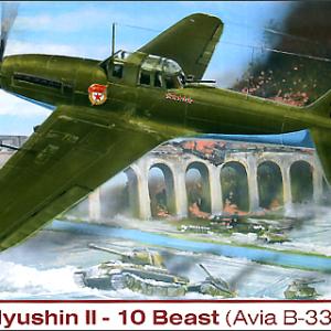 IL-10 (Avia B-33) 1/72 Kopro