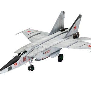 Mig-25 RBT Foxbat 1/72 Revell