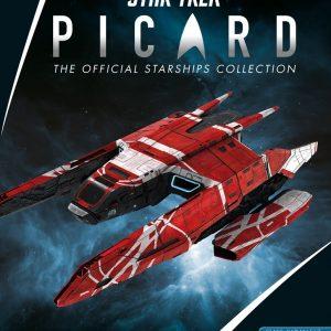 """Star Trek Picard """"The Sirena"""" Eaglemoss"""