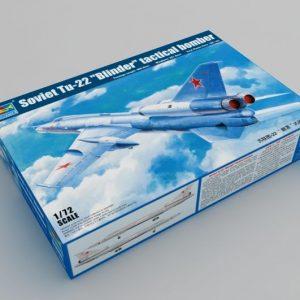 Tu-22 Blider 1/72 Trumpeter