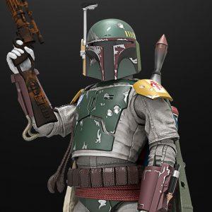 Star Wars Boba Fett Black Series DELUXE Hasbro