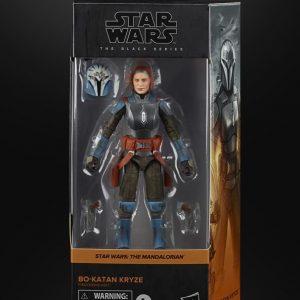 Star Wars Bo Katan Black Series 6 Hasbro