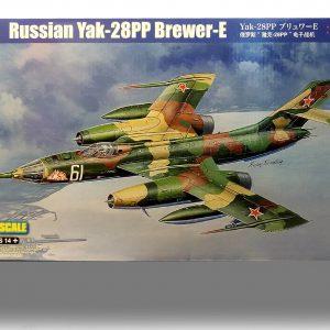 Yak-28PP Brewer (Hobby Boss 1/48)