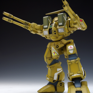 Macross Mk-X Destroid Defender 1/72 Model Kit Wave