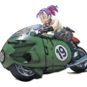Dragon Ball – Bulma's Motorcycle Mecha Collection Bandai